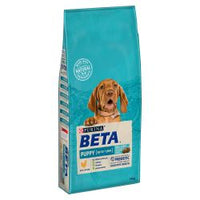 Beta Puppy Chicken 14kg Dog Food