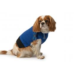 Ancol Scarf Dog Jumper Blue