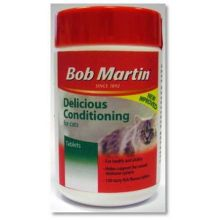 Bob Martin Delicious Conditioning Tablets Cat, 100S