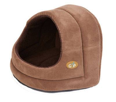 Bruges Hooded Cat Bed Igloo