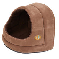 Bruges Hooded Small Dog Puppy Bed Igloo