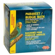 Living World Budgie Bird Bath
