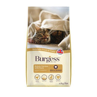 Burgess Adult Cat Chicken & Duck 10kg