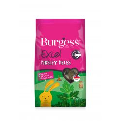 Burgess Excel Parsley Pieces 80g Small Animal Treats