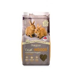 Burgess Excel Indoor Adult Rabbit Food 1.5kg