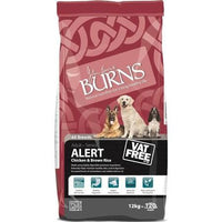Burns Alert Chicken Adult/Senior