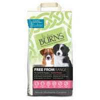 Burns Adult Free From Duck & Potato 12kg Puppy Dog Food
