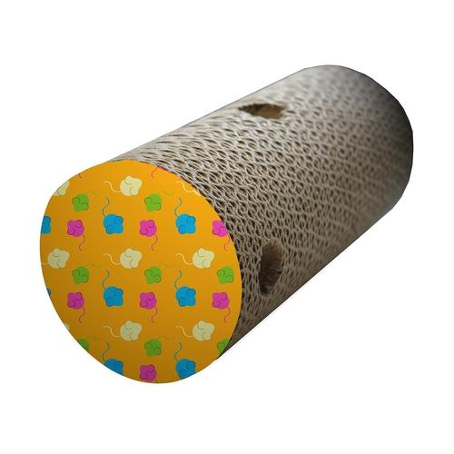 Cat Toy Claw-n-Roll Scratch Pad