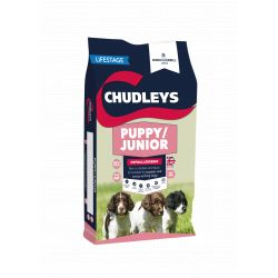 Chudleys Puppy / Junior 12kg Dog Food