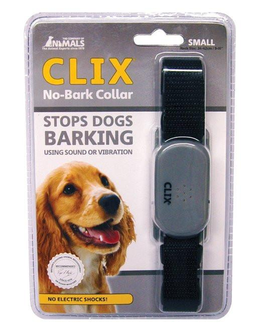 Clix No Bark Collar Dog Puppy by Company of Animals