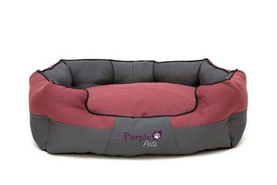 Purple-Pets Dog Bed, Pet Bed, Cat Bed, Easy clean!