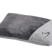 Dream Comfy Grey Stone Dog/Cat Cushion