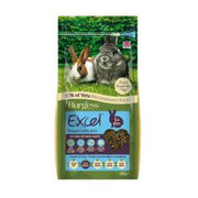 Burgess Excel Junior and Dwarf Rabbit Nuggets with Mint 2kg