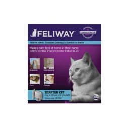 Feliway Classic Diffuser Starter Pack 48ml
