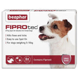 Beaphar FIPROtec Spot on Solution for Small Dogs