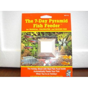 Fish Feeder 7 Day