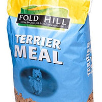 Fold Hill Terrier Meal Dog Food 15kg