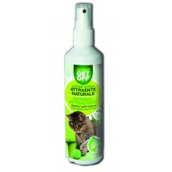 Get Off Nat Catnip Spray 125ml