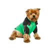 Green Trail-finder Windbreaker Dog Jacket