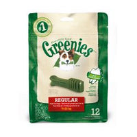 James Wellbeloved Greenies Regular Dental Dog Treats 340g