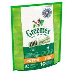 James Wellbeloved Greenies Dental Original Petite Dog Treats 170g