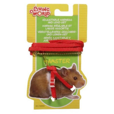 Hamster Lead and Harness