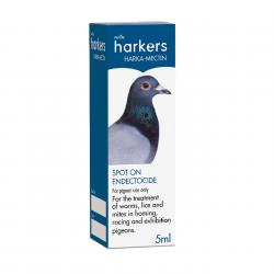 Harka-Mectin Treatment, 5ml for Pigeons Wormer