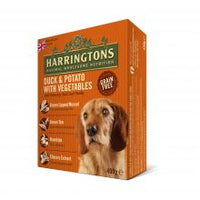 Harringtons Duck Grain Free 8 x 400g Dog Food
