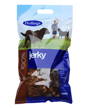 Hollings Puffed Jerky Dog Treats 5 x 400g