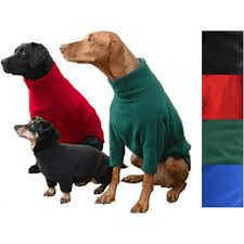 Hotterdog Dog Fleece Jumper