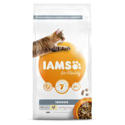 IAMS for Vitality Indoor Cat Food with Fresh Chicken 800g