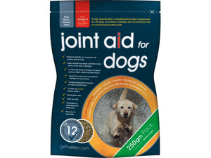 GWF Nutrition Joint Aid For Dogs 250g