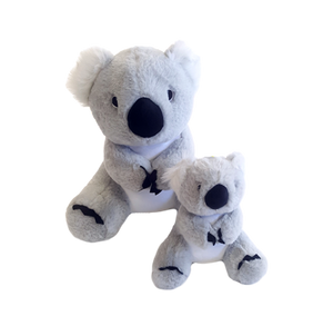 Gor Hugs Koala Dog Toy