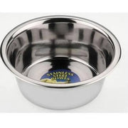 Lazy Bones, Stainless Steel Puppy Dog Bowl, 30cm.