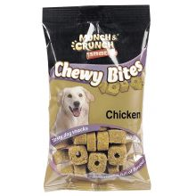 Munch & Crunch Chewy Chicken Bites 200g Dog Treats