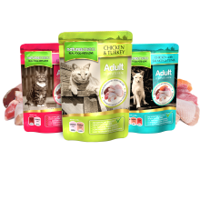 Natures Menu Adult Cat Multi Pack Pouches 12 x 100g