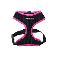 Active Mesh Neon Pink Dog Harness