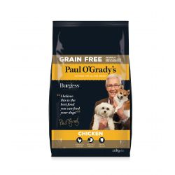 Paul O'Grady's Grain Free Chicken Dry Dog Food