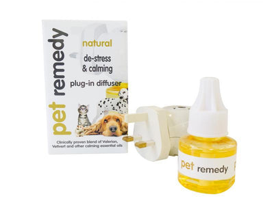 Pet remedy cat dog pet diffuser calming stress anxiety