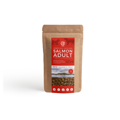 Clydach Farm Scottish Salmon Grain Free Adult Dog Food
