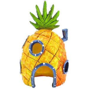 Fish Tank Ornament spongebob's pineapple house
