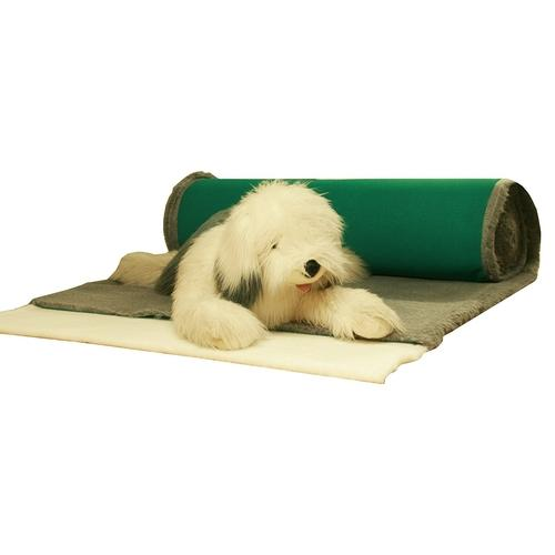 VET FLEECE BED