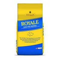 Vitalin Royale Daily Pet Diet 15KG Dog Food