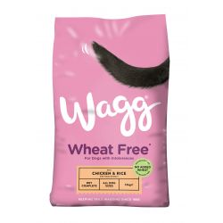 Wagg Complete Wheat Free Chicken 12KG Dog Food