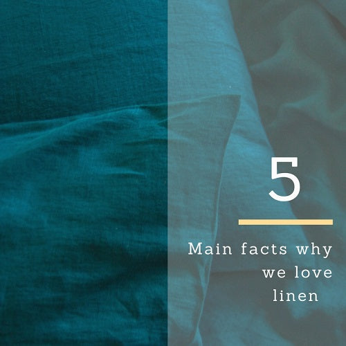 5 facts why we love linen fabric so much