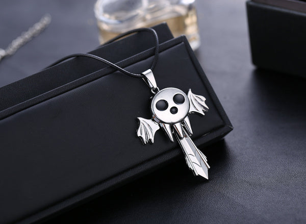 Soul Eater Death The Kid Inspired necklace - Marvelous Drops