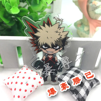 My Hero Academia Acrylic Keychain - Marvelous Drops