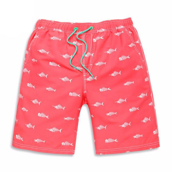 Flamingo Trunks - Board Shorts