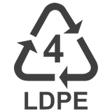 Natralogic Recyclable LDPE