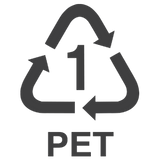 Natralogic Recyclable PET
